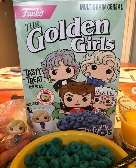 "Photo of You Can Now Buy ""Golden Girls"" Cereal"