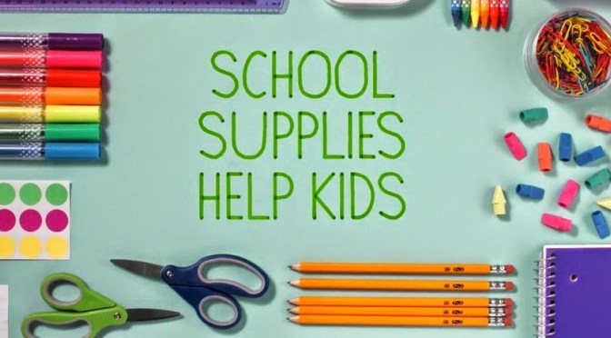 Photo of Help NH Children By Donating School Supplies