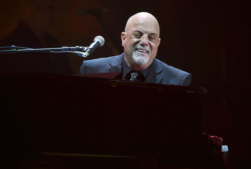 "Photo of Billy Joel's ""Scenes From An Italian Restaurant"" New TV Show"