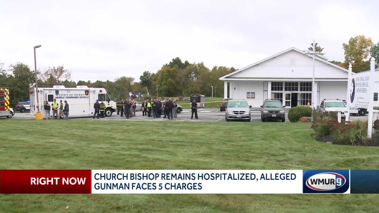 Photo of Church community in shock after shooting during wedding
