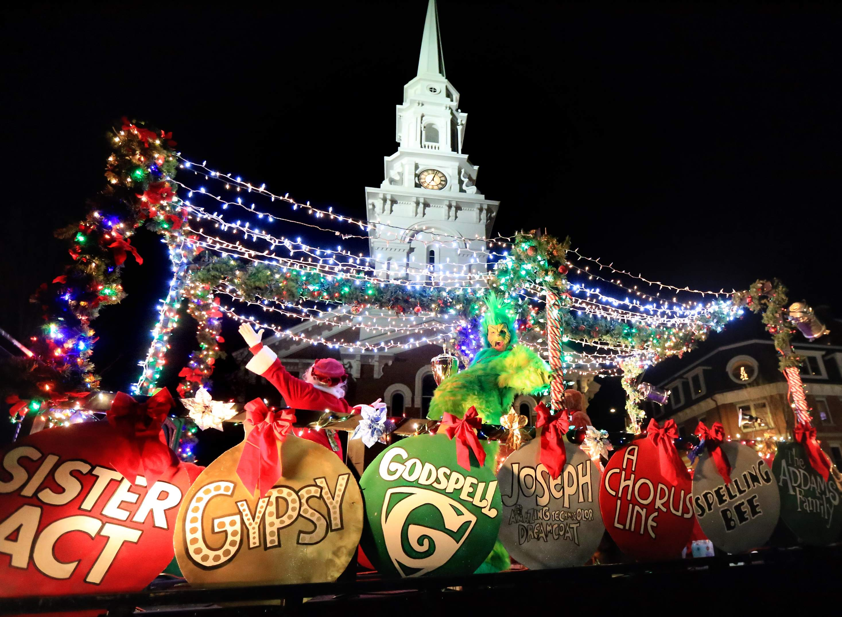 Photo of Seacoast Holiday Parade Dates