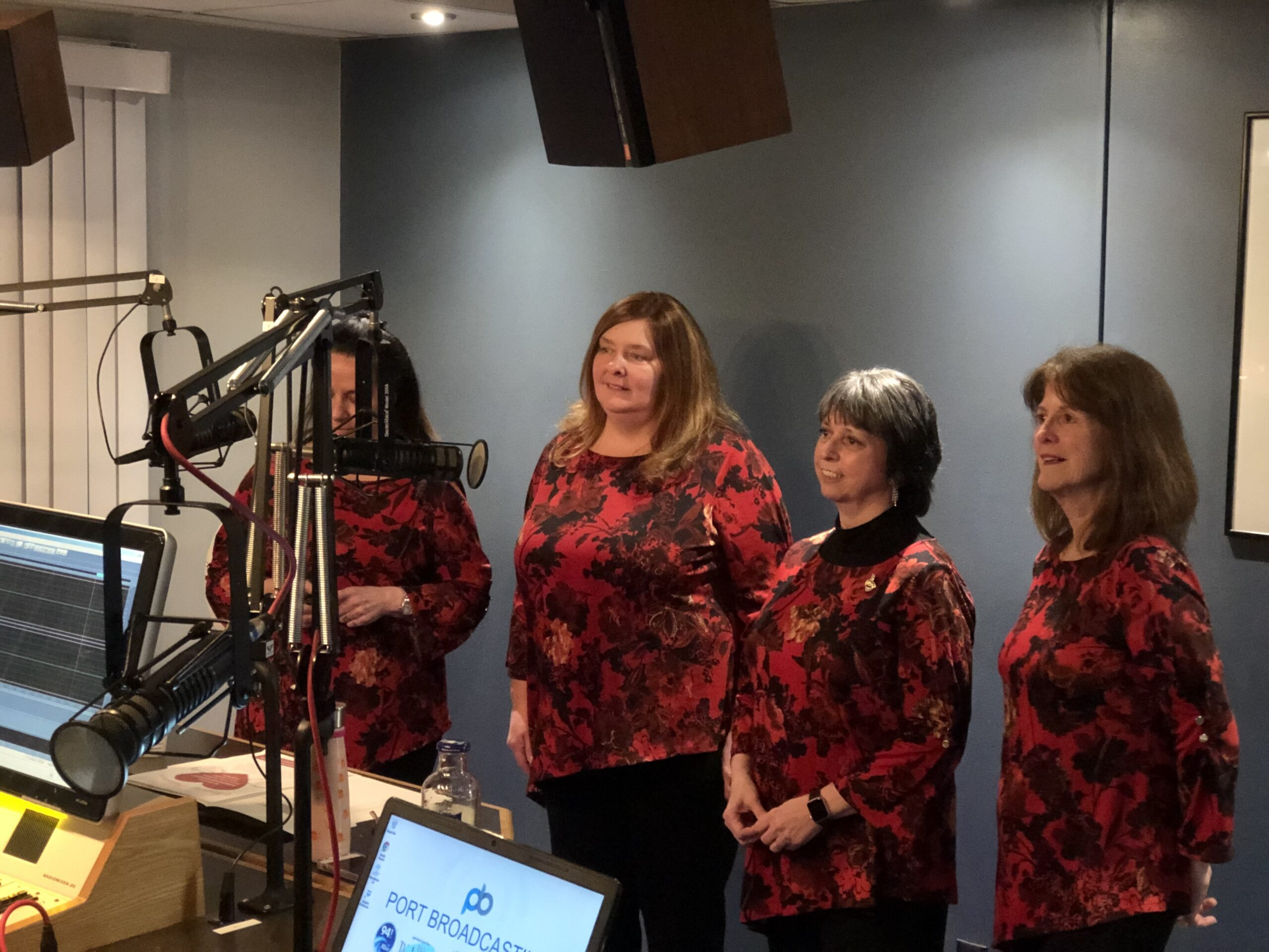 Photo of Sounds Of The Seacoast In Studio