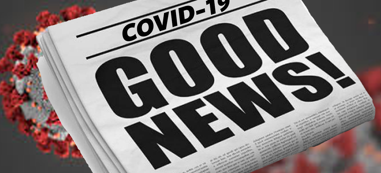 "Photo of ""Good News"" Stories from the Coronavirus Outbreak"