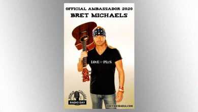 Photo of Poison's Bret Michaels to serve as ambassador for 2020 World College Radio Day