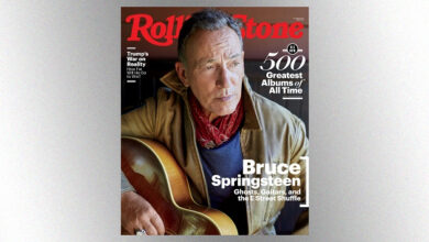 Photo of Bruce Springsteen shares details about new album, other music projects, in new 'Rolling Stone' interview
