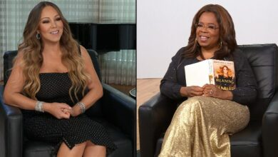 Photo of Mariah sits down with Oprah Thursday on Apple TV+ to discuss…everything