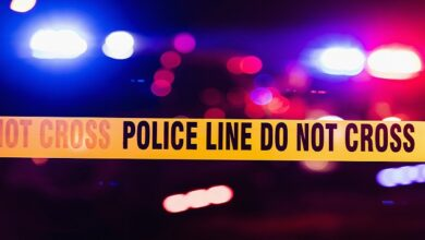 Photo of Police veteran among 2 officers injured after violent incident at station