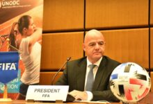 Photo of FIFA president tests positive for COVID-19